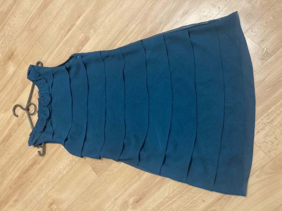 Плаття. Сукня темно зелена Лисянщина - изображение 1
