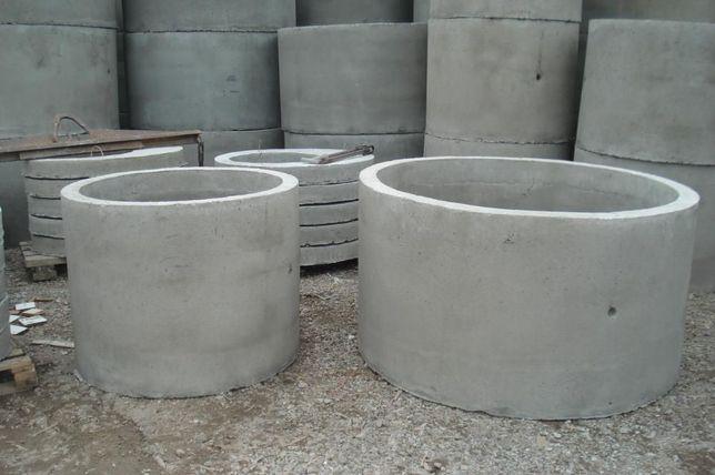 Кольца бетонные, септики, канализации