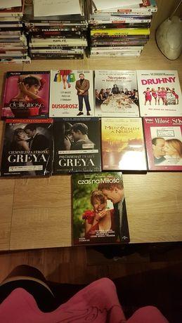 6.Zestaw nowych i raz obejrzanych filmow na dvd