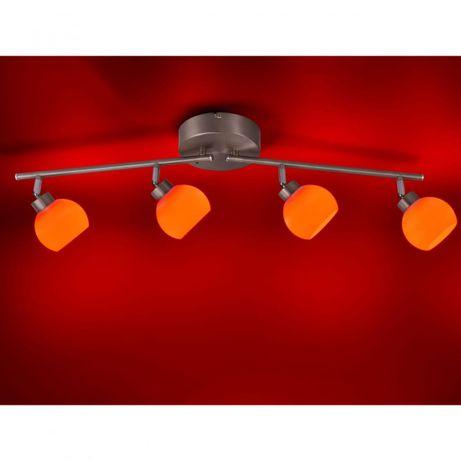 Lampa spot LED LOLA LOTTA rgb pilot ciepłe zimne ściemniacz Leuchten D