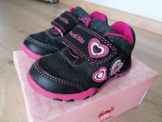 Buty dziewczęce rozm 23