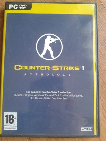 Counter - Strike 1 Anthology PC