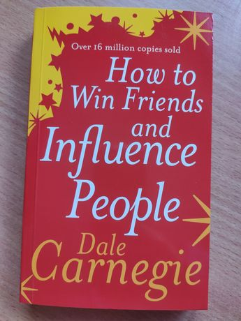 NOWA How to Win Friends and Influence People Dale Carnegie