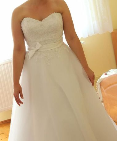 Suknia Ślubna Sincerity Bridal 3816