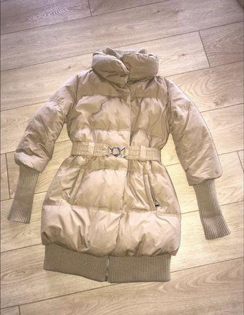 Пухова куртка зимова фірми AMISU.