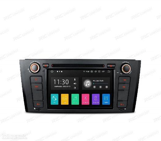 AUTO RADIO GPS ANDROID 10 BMW SERIE 1 E81 / E82 / E88 (05-12)