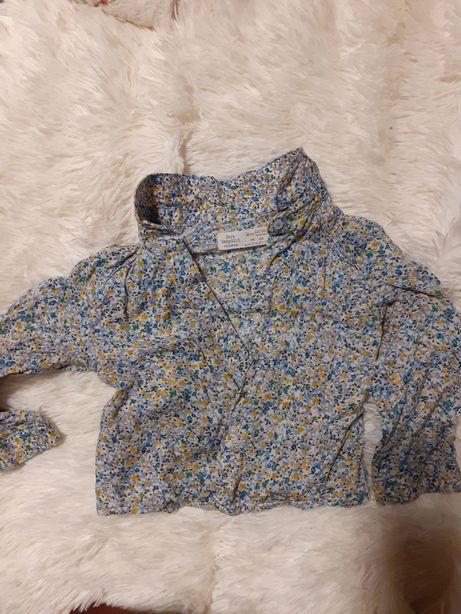 Koszula Zara 12-18 m-cy 86