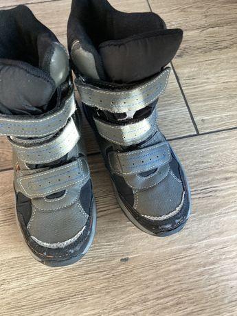 Buty zimowe śniegowce