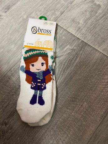 Носочки турецкой фирмы Bross