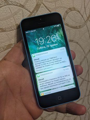 Aple iPhone 5c 16 gb в оригіналі