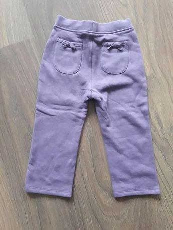 Штаны утепленные C&A брюки на флисе