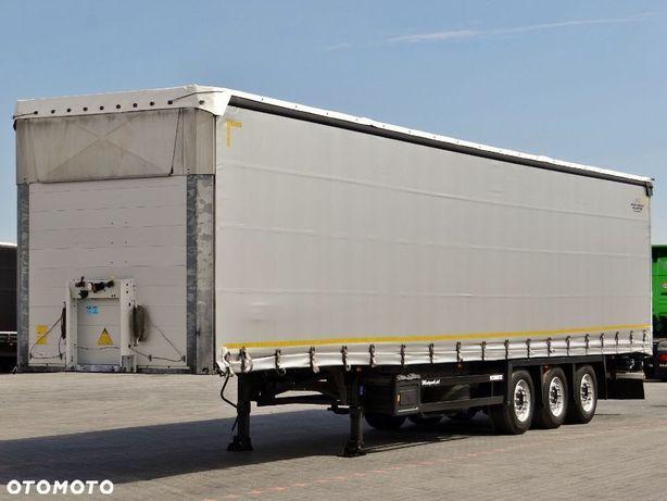 Schmitz Cargobull Firanka / Varios / Podnoszony Dach / Koła