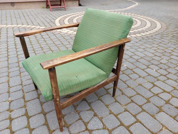 Oryginalny fotel PRL Lisek - 2 szt