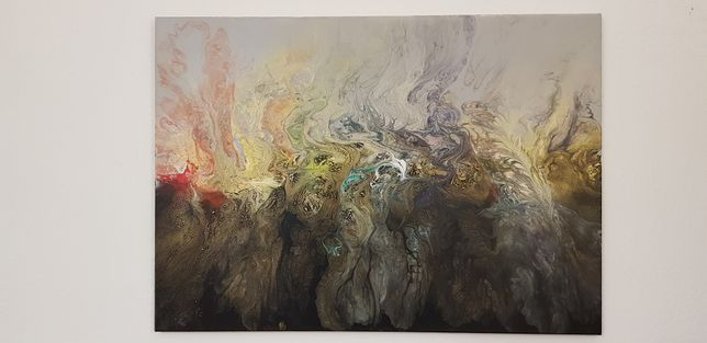 Картина акрил холст 50×70 цена 4 000