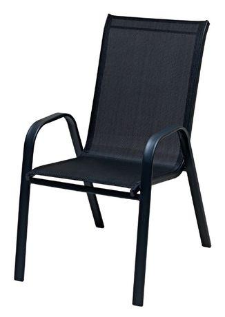 Krzesło ogrodowe lub balkonowe