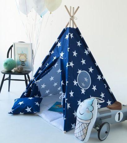 Вигвам комплект детская палатка дитяча вігвам намет ПТАХА