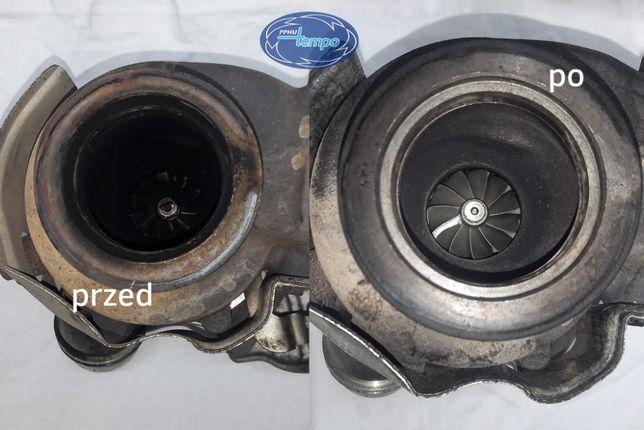 Regeneracja turbin / turbosprężarek samochodowych | Radomsko