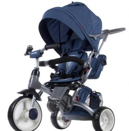 Продам трехколесный велосипед-коляска Sun Baby Little Tiger T500,НОВЫЙ