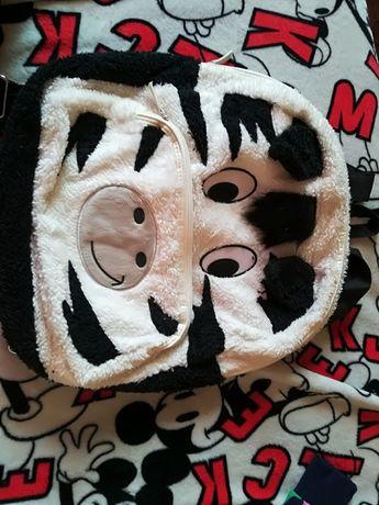 Plecak zebra claire's