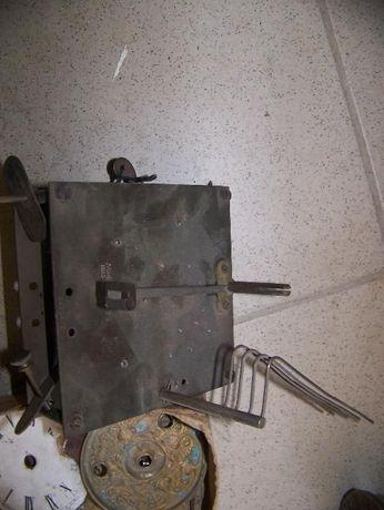 zegar stojący GUSTAV BECKERS mechanizm