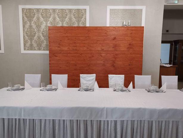 Ścianka ślubna, ścianka dekoracyjna