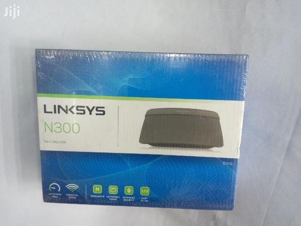 Linksys E900 Cisco N300 Router WiFi / Nowy / Torun