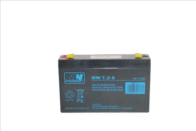 Akumulator MW Power MW 7.2-6 7.2Ah