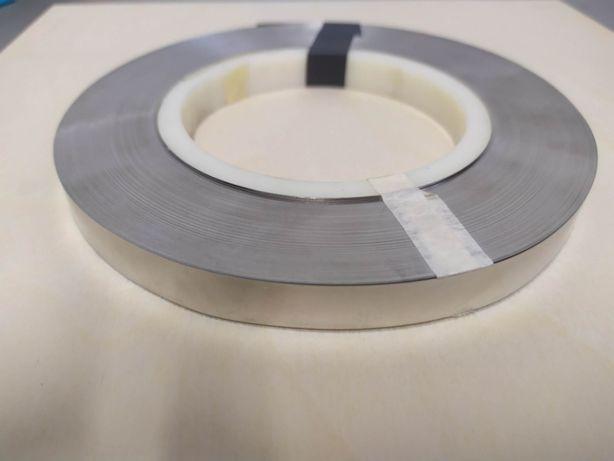 Taśma niklowa 99,96 % nikiel 0,2 *12mm* 1 kg