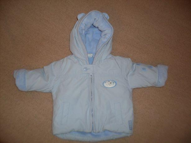 Kurtka niemowlęca 0-3 msc Zip Zap