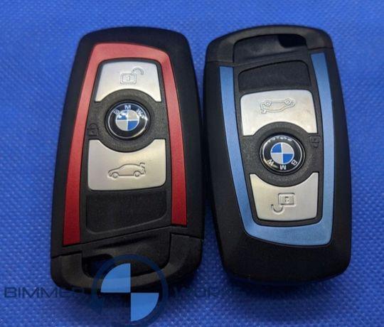 Dorabianie kluczy klucz pilot BMW F30 F32 E90 F10 F25 F20 CAS FEM BDC
