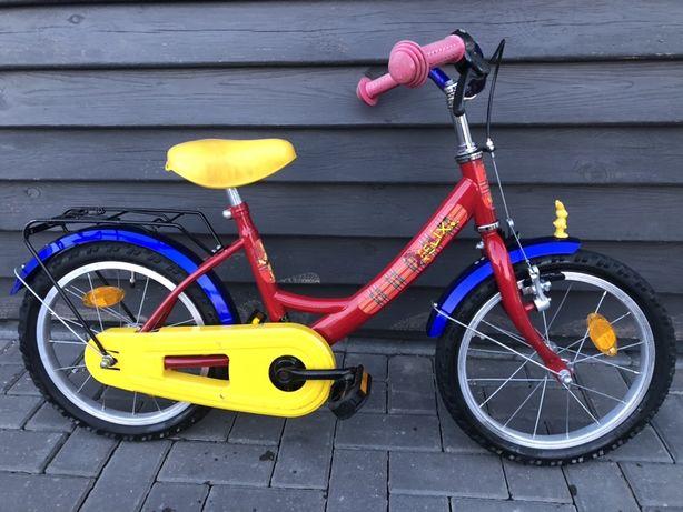 """Rower dziecięcy FELIX rowerek 16"""" z Niemiec"""