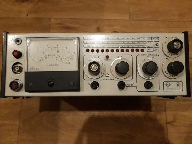 Измеритель шума и вибрации ВШВ-003