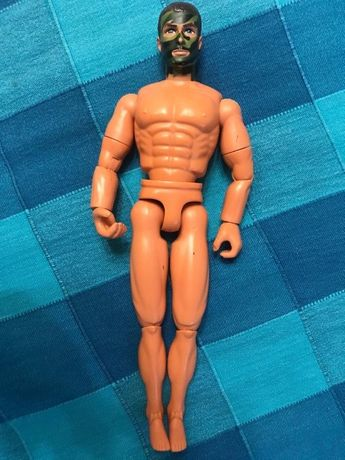 Солдат игрушка M&C Toy фигурка кукла супергерой Кен action man h-30см
