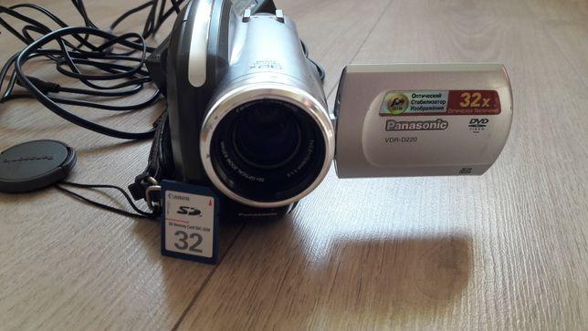 Видеокамера.Обміняю або продам.