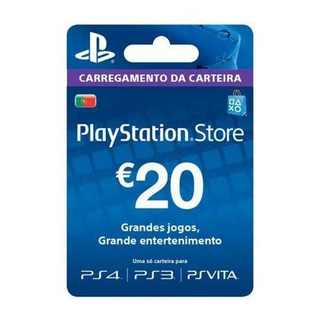 Gift card PlayStation 20€