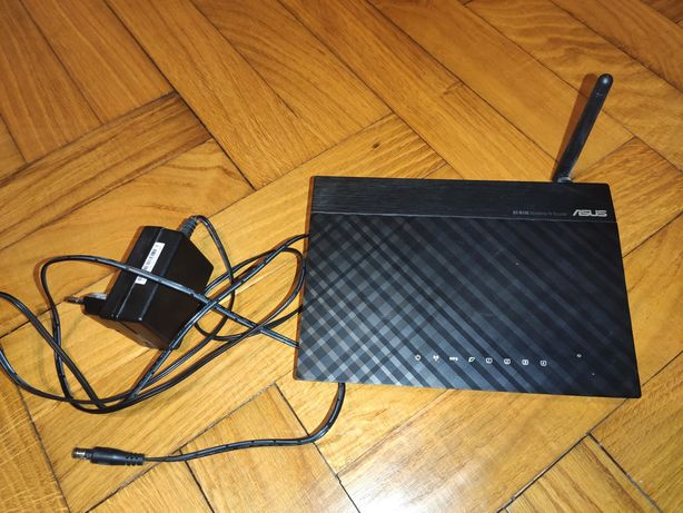 Router RT-N10E Asus