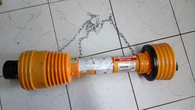 Wał wałek ślęza opryskiwacz SIPMA 680Nm z przegubem szerokokątnym