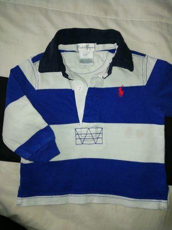 Bluzeczka dla chłopca