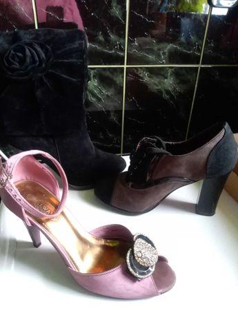 buty różne, rozmiar od 36 do 40