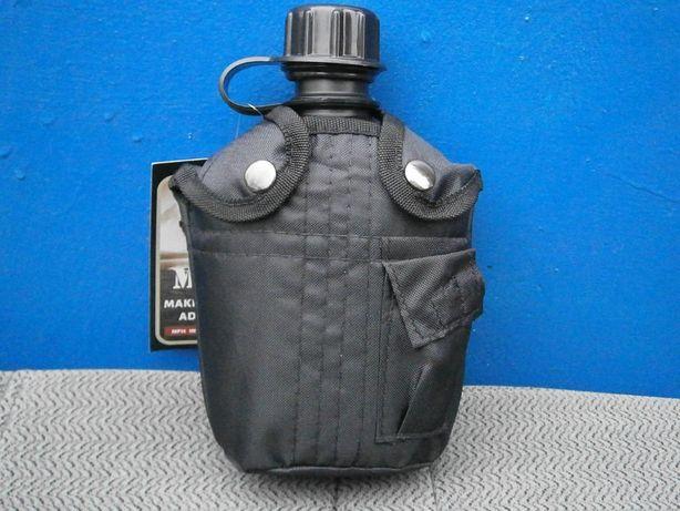 Фляга армейская 1 л пластиковая в чехле ( Германия Макс Фукс)