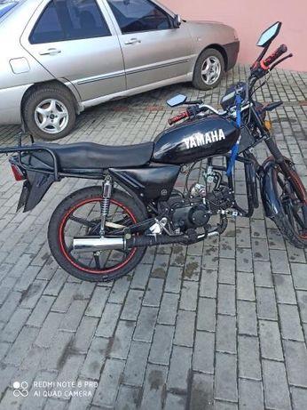 Mustang сделан под Ямаху (Yamaha)