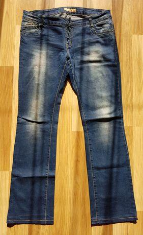 Spodnie jeansowe Miss Curry 42 WYPRZEDAŻ PROMOCJA