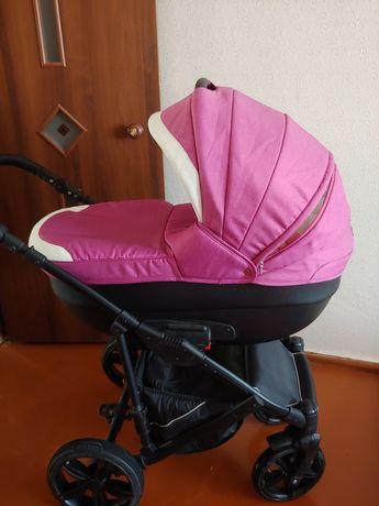 Детская коляска 2 в 1 Camarelo. Новый прогулочный блок!!!