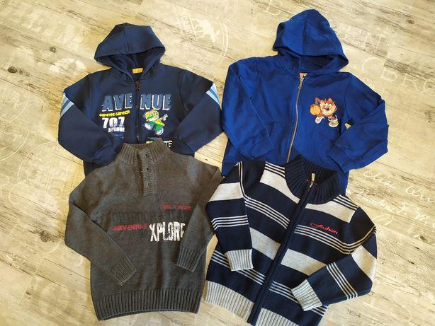 Bluzy i swetry dla chłopca 128