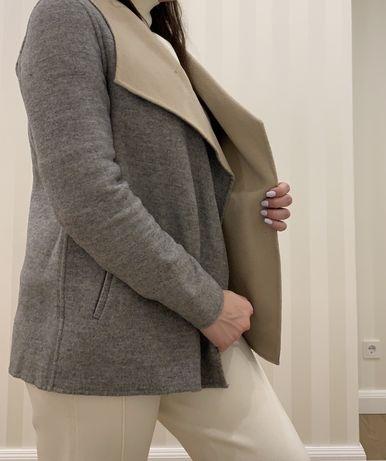 Пальто massimo dutti женское