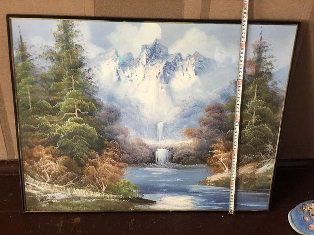 Картина и дом или офис