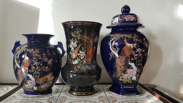 Lindas porcelanas Elweco Gold design