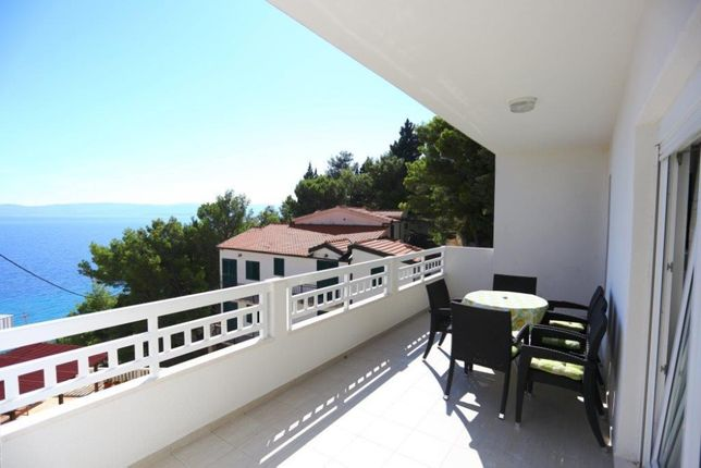 Chorwacja, Mimice, Apartamenty Mate, widok na morze