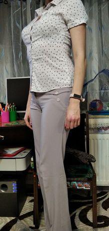 Дарю брюки светлые классика