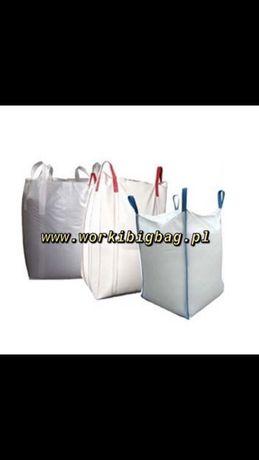 Worki big bag bagi bags 91x92x133 bigbag Wysyłka już od 10 sztuk
